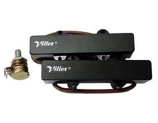 Villex JJ Type w/Mid Control Pot