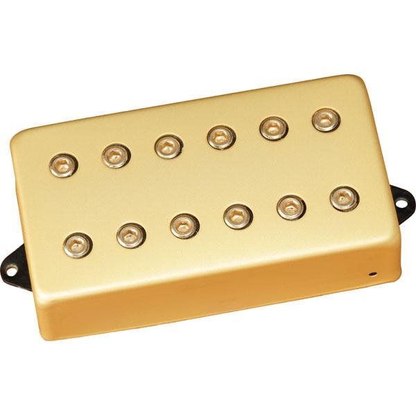 DiMarzio Titan Bridge (Satin Gold Cover) [DP259/DP259F] 【安心の正規輸入品】