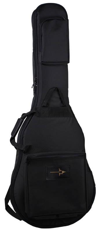 "NAZCA Protect Case for Semi-Acoustic Guitar ""Black/#8"" [セミアコ用] 【即納可能】"