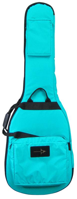 """【ケース】 NAZCA IKEBE ORIGINAL Protect Case for Bass """"Emerald Green"""" 【受注生産品】"""