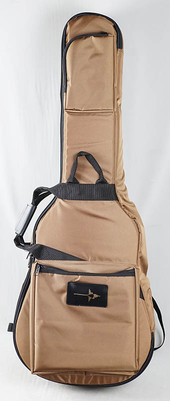 """NAZCA Protect Case for Acoustic Guitar """"Light Brown/#9"""" [ドレッドノート用] 【受注生産品】"""