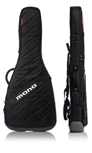 MONO M80 VERTIGO SEMI-HOLLOW GUITAR CASE (Jet Black)