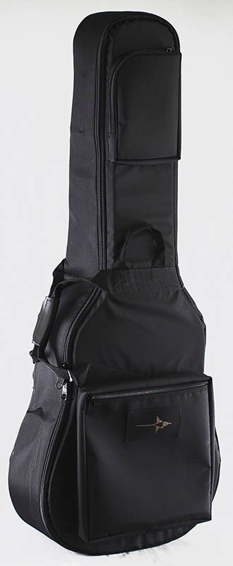 "NAZCA Protect Case for Acoustic Guitar ""Jumbo Type Black/#8"" [ジャンボタイプ用] 【限定タイムセール】"