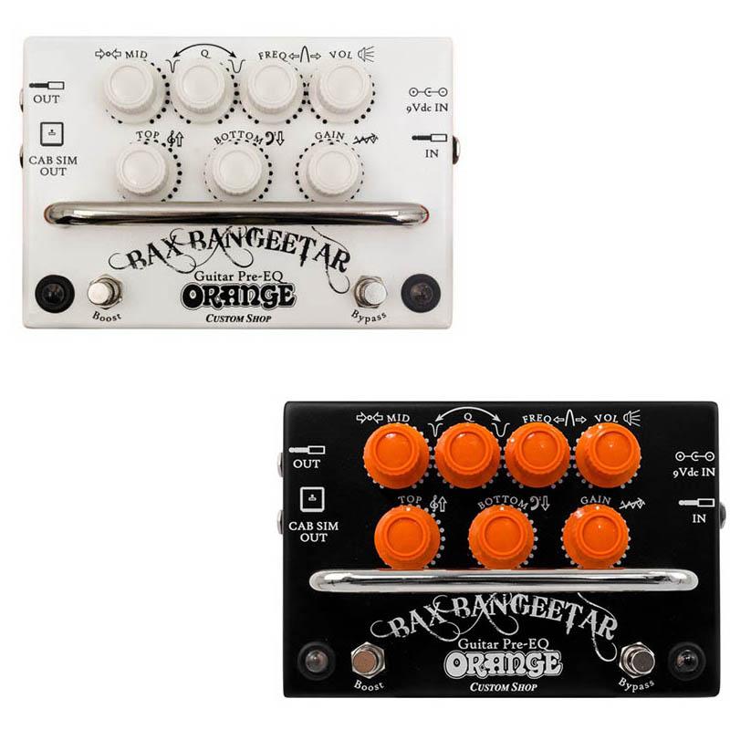 ORANGE BAX BANGEETAR Guitar Pre-EQ 【台数限定特価】