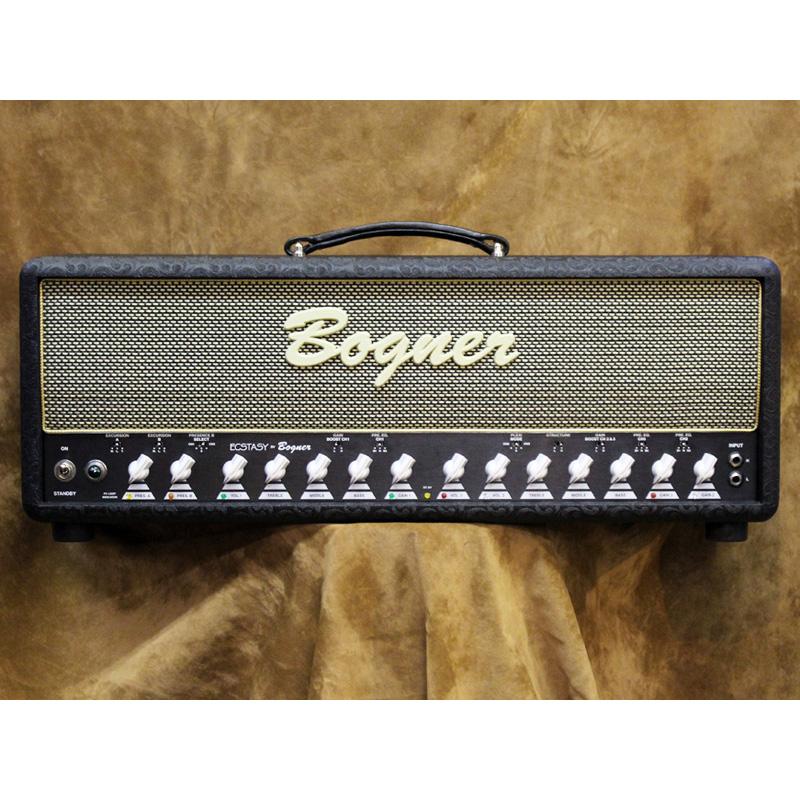 Bogner Ecstasy Head 101B [Comet/Salt&Pepper] 【B級特価】