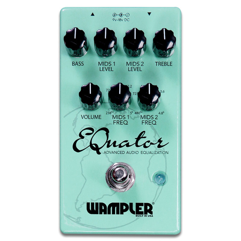 Wampler Pedals EQuator 【特価】