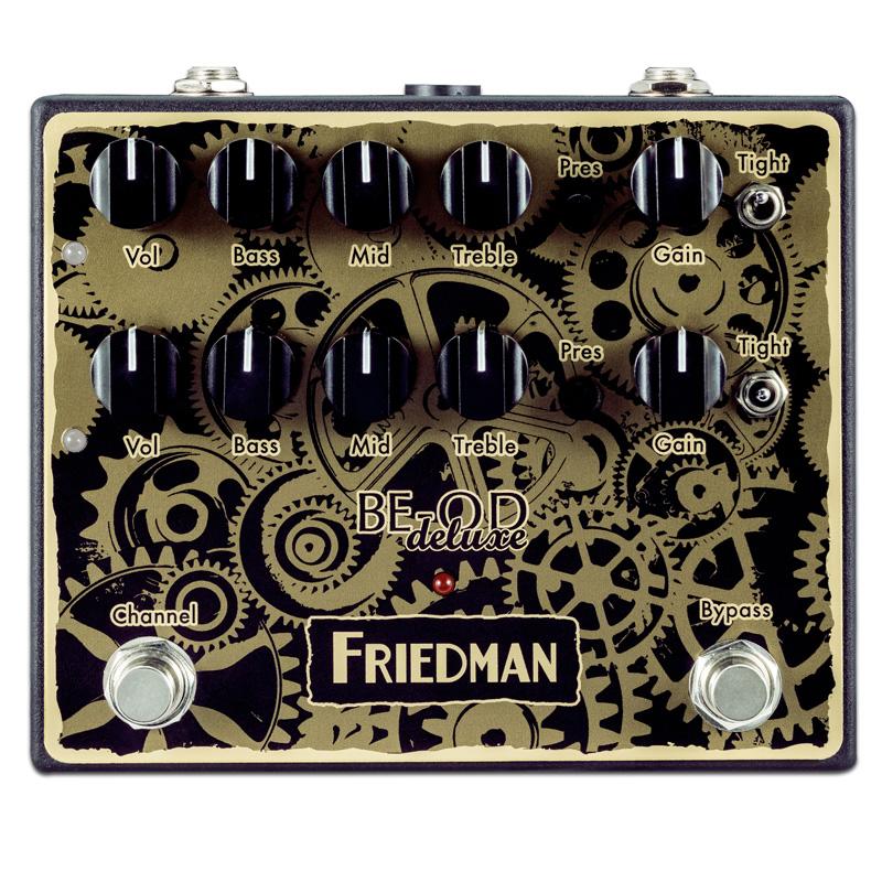 FRIEDMAN BE-OD DELUXE [CLOCKWORKS EDITION] 【特価】