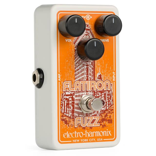Electro Harmonix Flatiron Fuzz [Fuzz/Distortion]