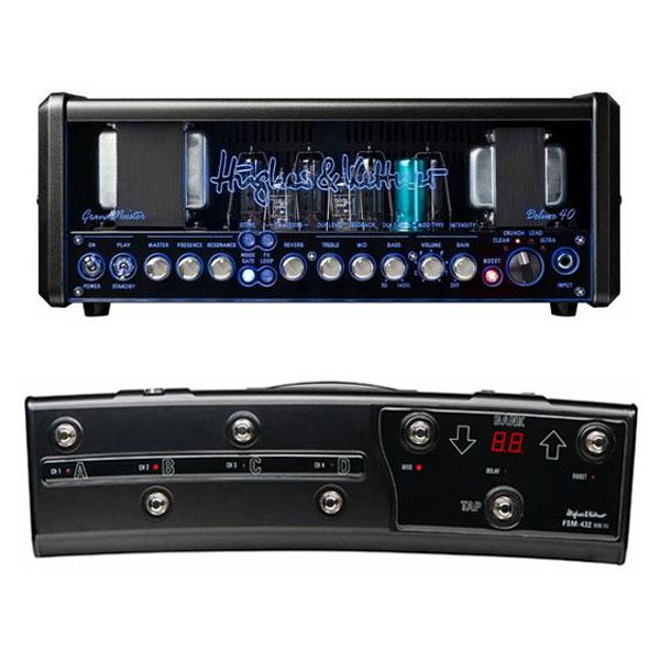 Hughes & Kettner GrandMeister Deluxe 40 & FSM432/3 MKIII MIDI BOAD set 【特価】