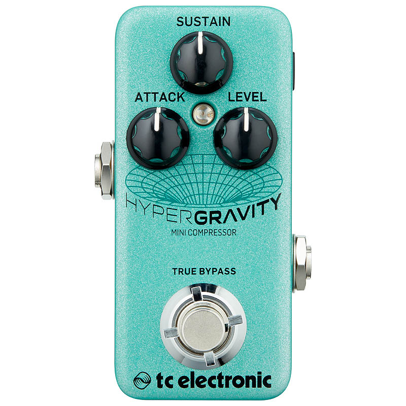 tc electronic HYPERGRAVITY MINI COMPRESSOR ※国内正規品