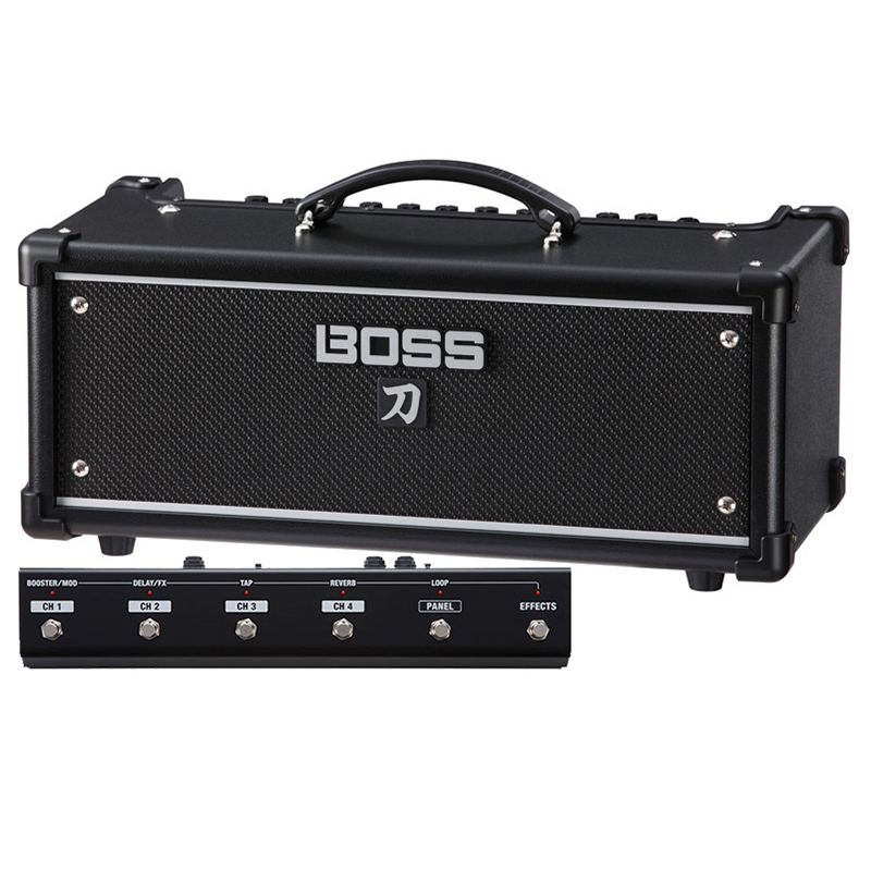 BOSS BOSS KATANA-HEAD [Guitar Amplifier]【送料無料】【フットコントローラーGA-FC付きお買い得セット】【送料無料 [Guitar】【ikbp5】, Rapture:c2c15093 --- sunward.msk.ru