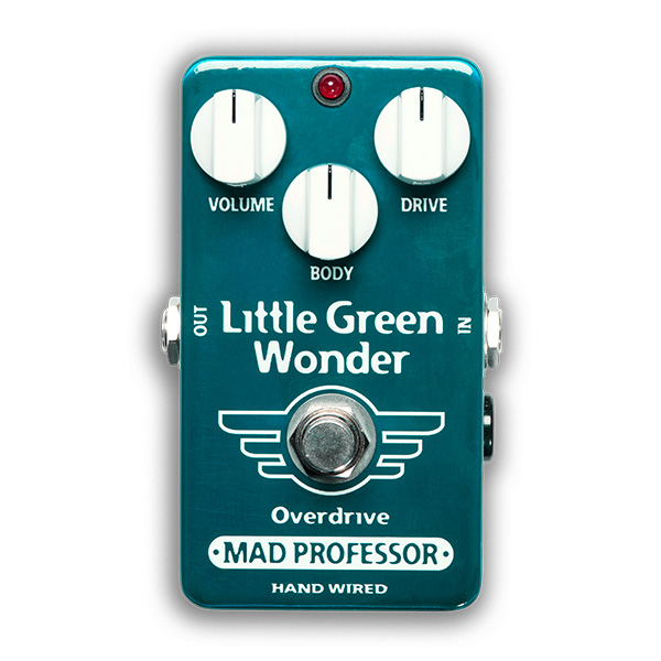 MAD PROFESSOR Little Green Wonder 【特価】