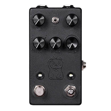 人気ブランド JHS Cat PEDALS Lucky Cat [SPOT PEDALS Delay [SPOT MODEL], 健康学園:79be329d --- portalitab2.dominiotemporario.com