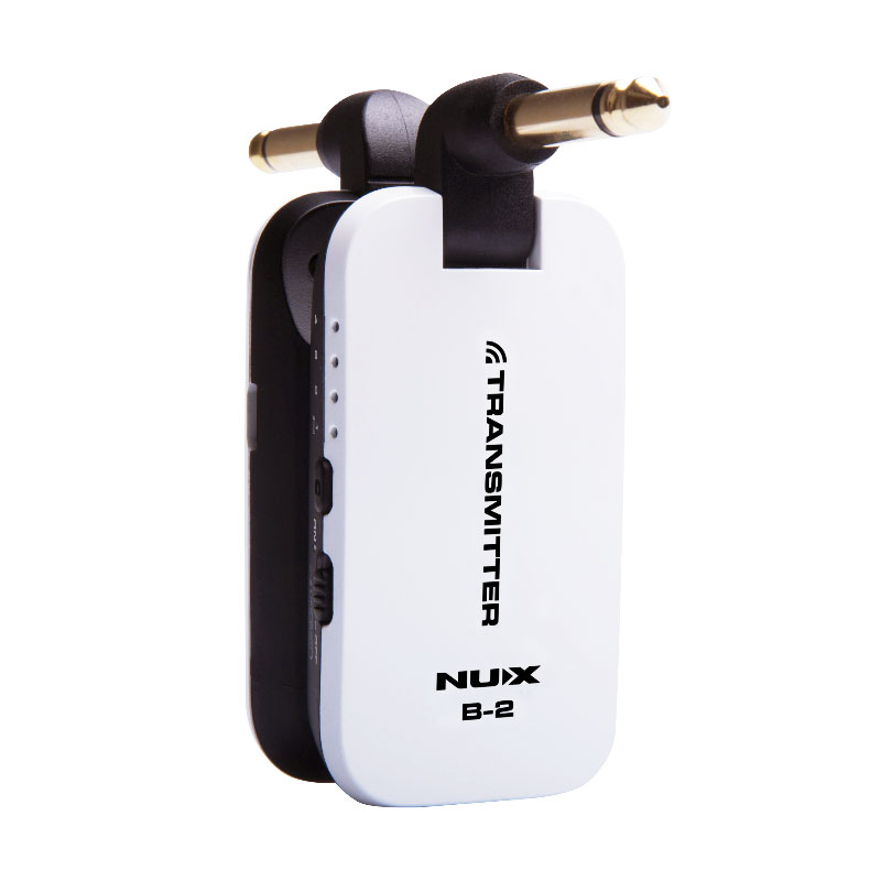 NUX B-2 WH [2.4GHz Wireless System]