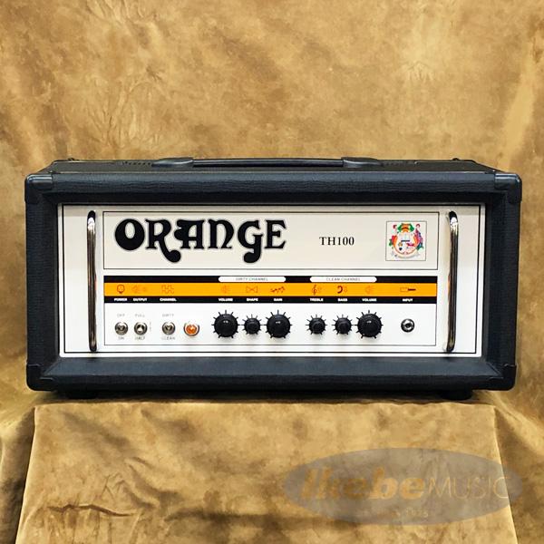 Orange TH100 Head [Black] 【特価】
