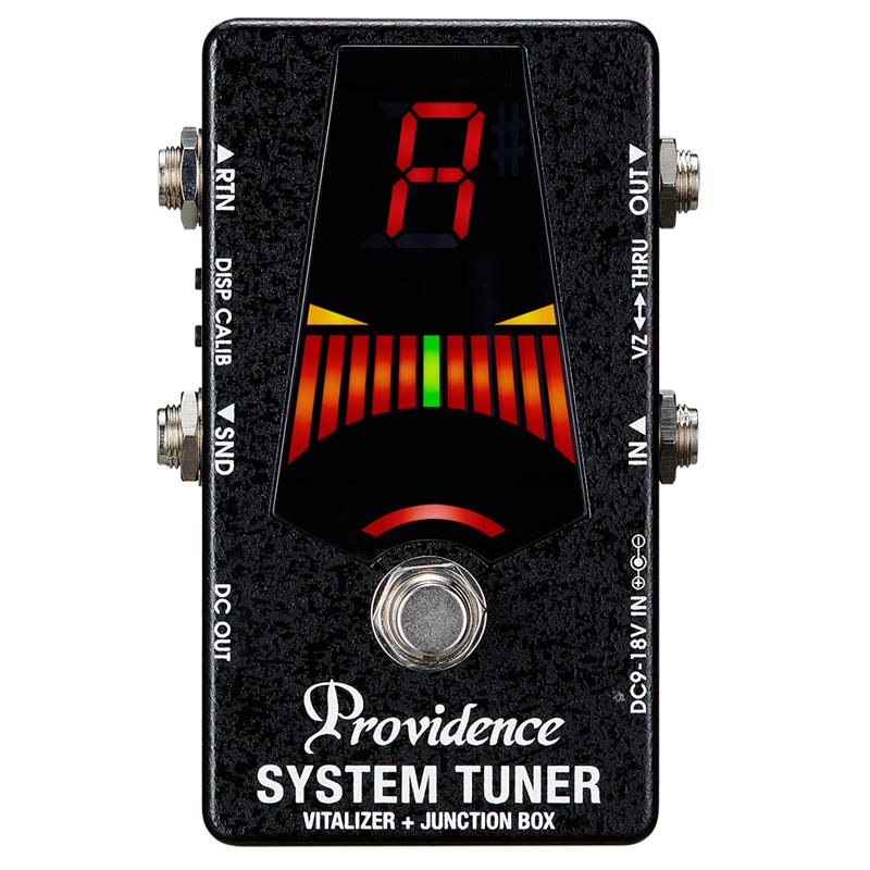 Providence STV-1JB Black [TOTAL ROUTING SYSTEM with TUNER] 【11月7日発売予定】