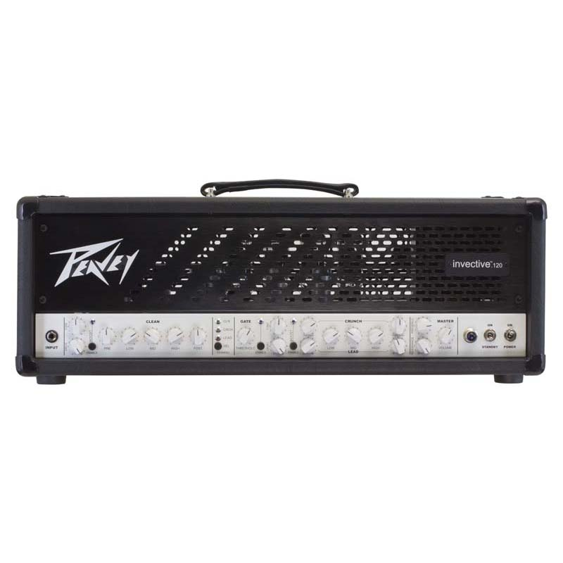 【ギターアンプ】 PEAVEY invective.120 HEAD [Misha Mansoor Signature Model] 【特価】