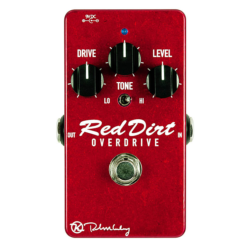 Keeley Electronics Red Dirt Overdrive 【期間限定円高還元セール】 【新元号決定記念キーリー Tシャツプレゼントキャンペーン!】