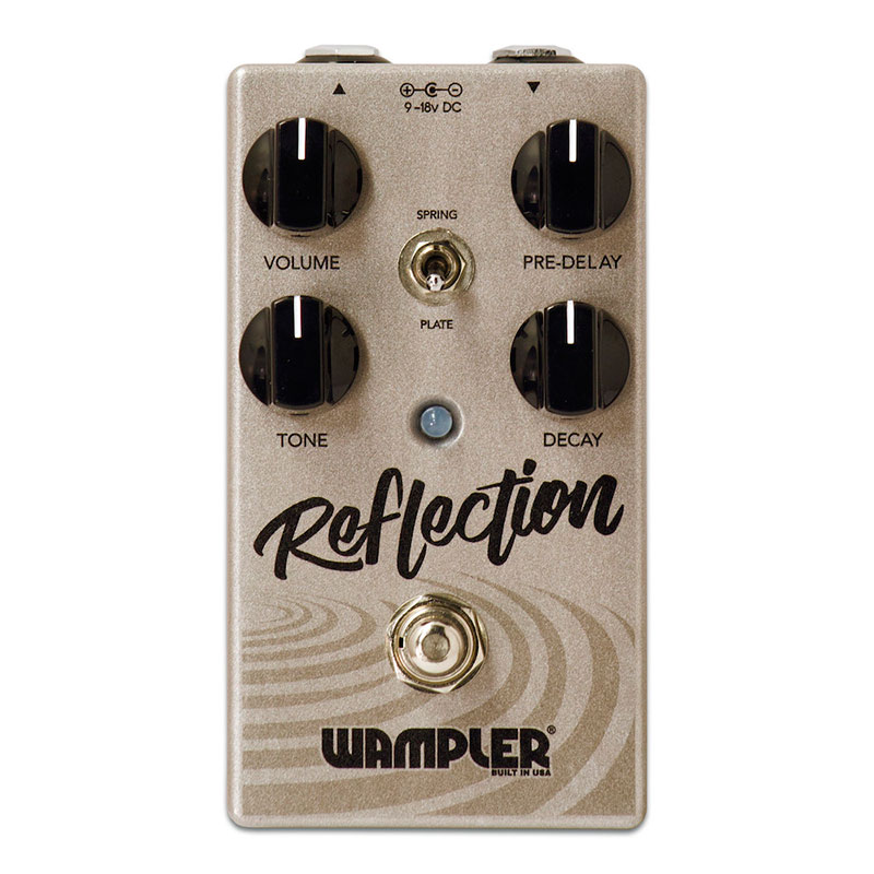 Wampler Pedals Reflection 【特価】