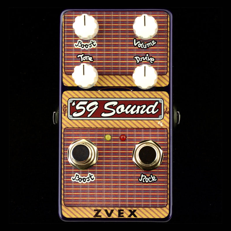 Z-VEX Vertical '59 Sound
