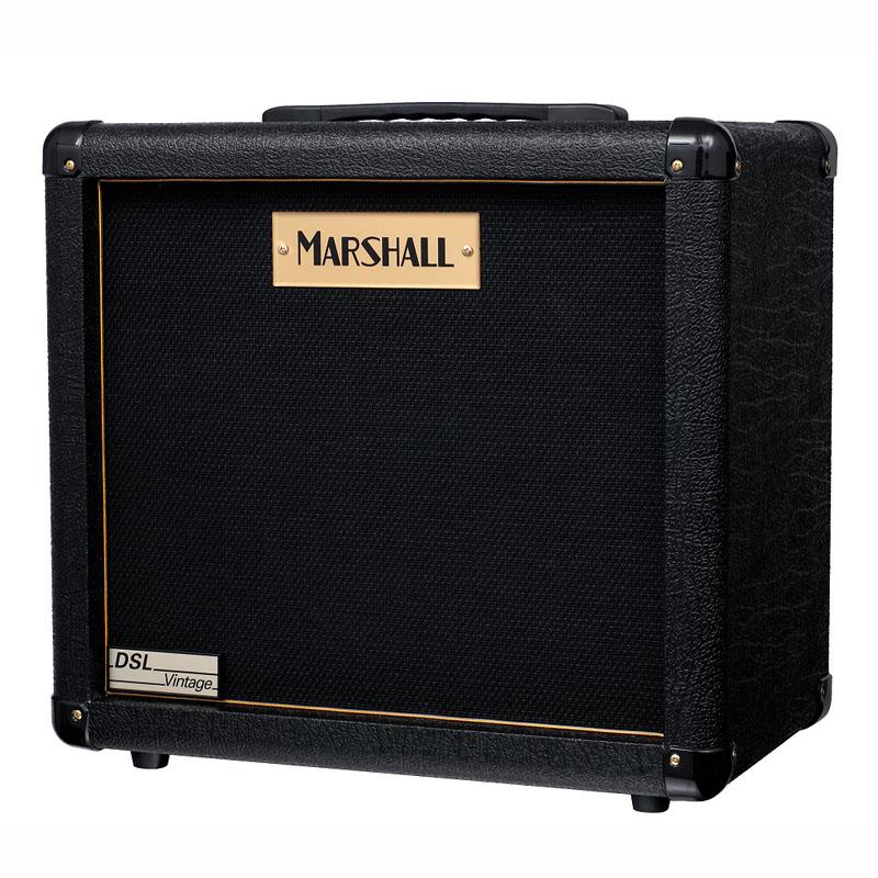 【キャビネットスピーカー】 Marshall MX112RV Speaker Cabinet [Gold PipingPlexi Logo Limited Edition]【3月7日発売予定】