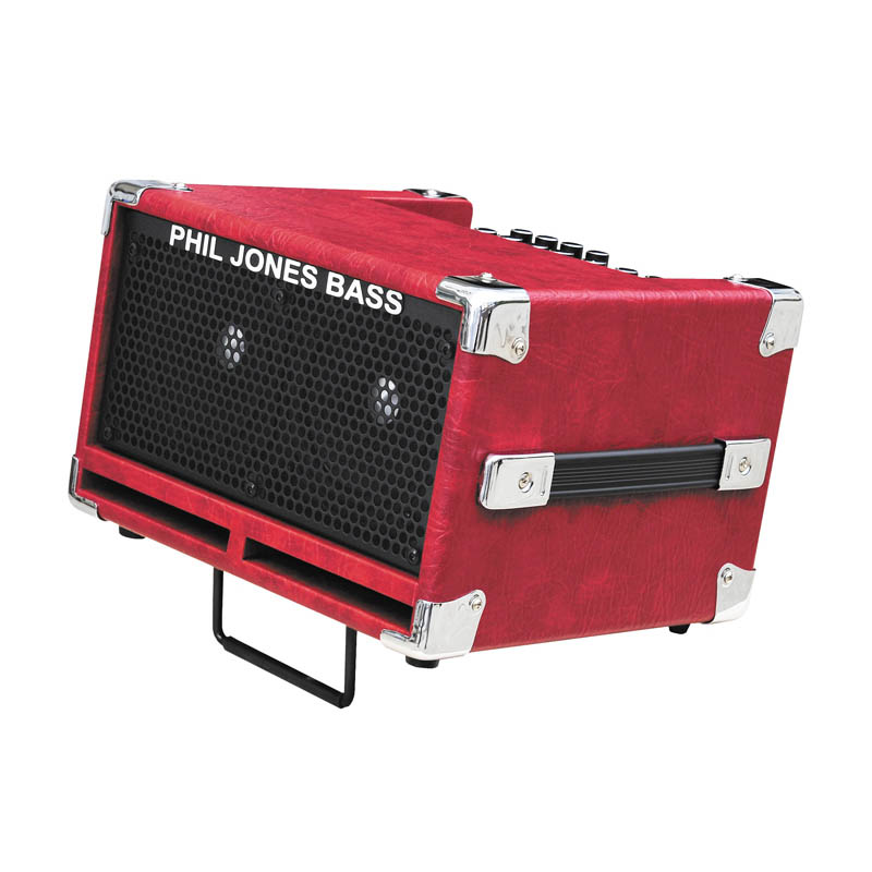 PJB Phil Jones Bass BASS CUB II (Red)