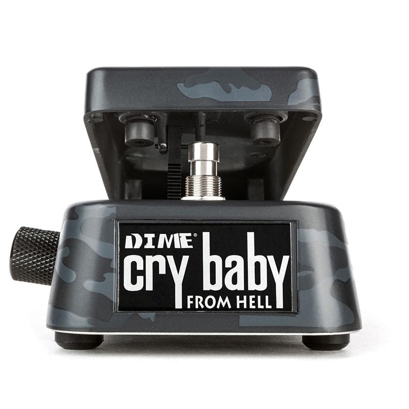 【日本産】 Dunlop DB01B DIMEBAG CRY BABY FROM HELL WAH, ヒガシクビキグン 7c7d521a