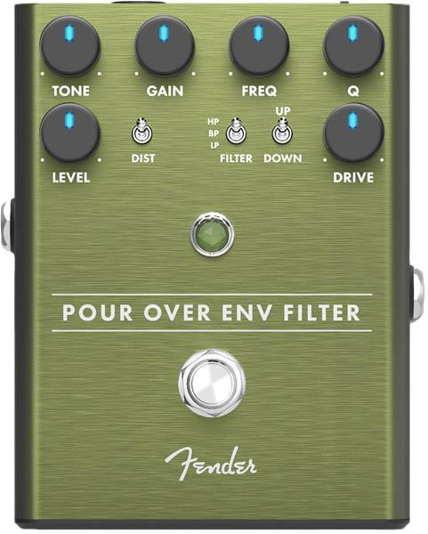 エフェクター SALE開催中 Fender 大特価 POUR FILTER ENVELOPE OVER
