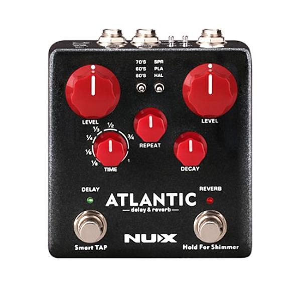 【まとめ買い】 NUX & Atlantic Atlantic -delay & NUX reverb-, フィッシングみちばた:c2c9e741 --- coursedive.com