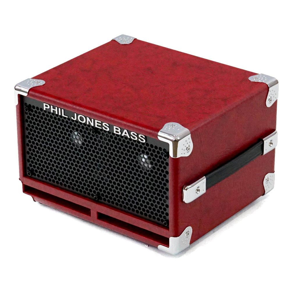 PJB Phil Jones Bass BC-2 (Red)