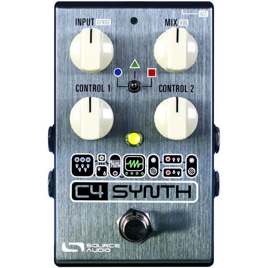 SOURCE AUDIO C4 SYNTH [SA249]