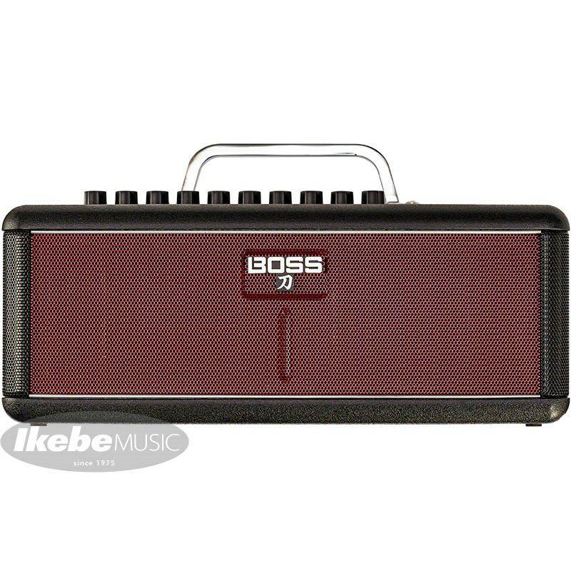 ワイヤレス ギターアンプ BOSS IKEBE ORIGINAL KATANA-AIR RED イケシブOPEN記念特別限定モデル お歳暮 アンプカバープレゼントキャンペーン KTN-AIR-R ikbp10 優先配送