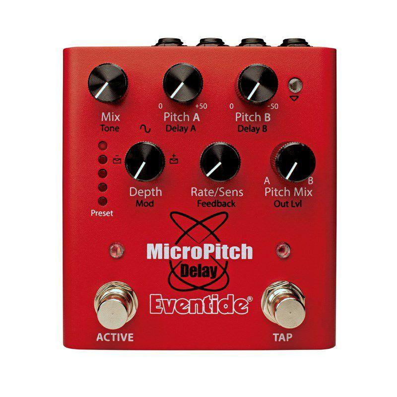 <title>エフェクター Eventide MicroPitch 一部予約 Delay 3月下旬入荷予定</title>
