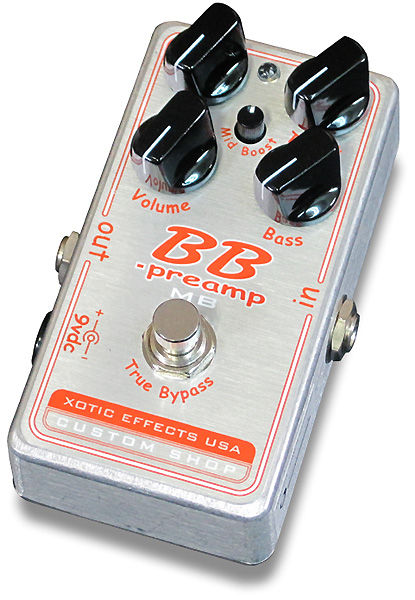 Xotic Custom Shop BBP-MB