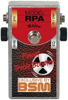 """一流の品質 BSM RPA """"Major"""" Special Booster """"Major"""" Booster [リッチーブラックモア BSM・プリアンプ], 東淀川区:0b899949 --- moynihancurran.com"""