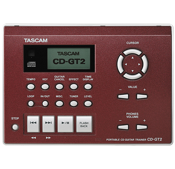 TASCAM CD-GT2 【当店人気商品】