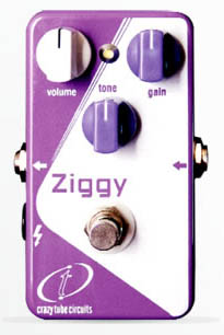 Crazy Tube Circuits Ziggy [Overdrive]