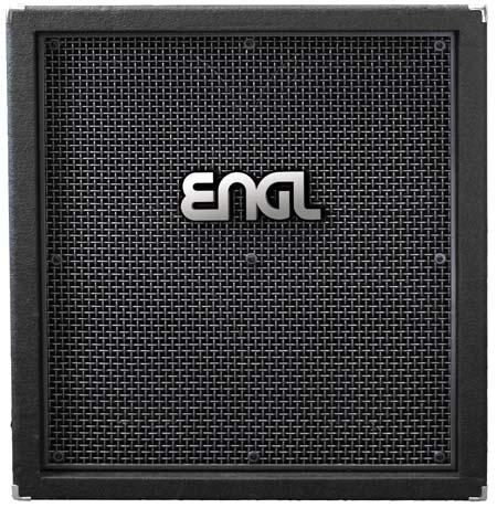 ENGL 4×12 Pro Cabinet Black [VGB]