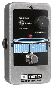 Electro Harmonix Nano Holy Grail 【特価】