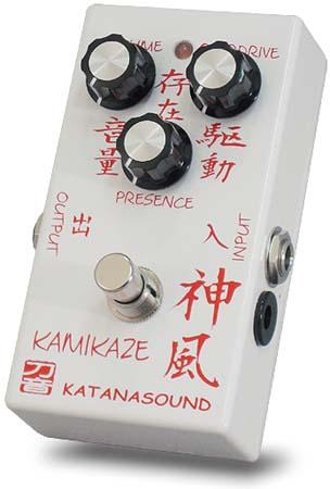 KATANASOUND 神風 KAMIKAZE