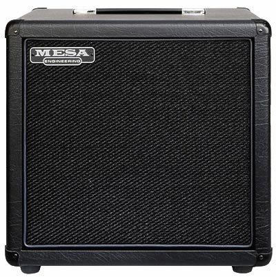 【キャビネットスピーカー】 Mesa Boogie 1x12 Rectifier Guitar Cabinet