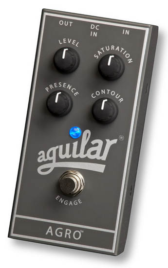 AGUILAR AGRO [Bass Overdrive Pedal]