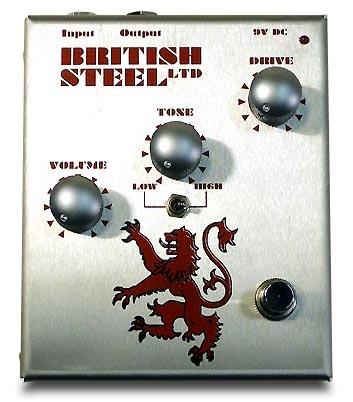 MUSICIAN SOUND DESIGN British Steel
