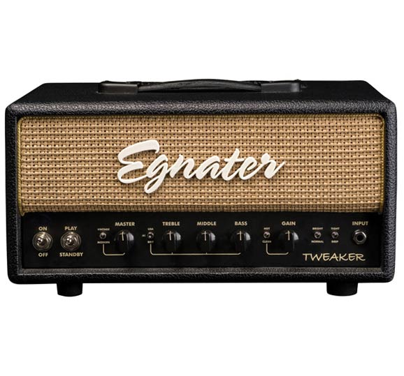 Egnater Tweaker 15 [15-Watt All-Tube Head] 【特価】
