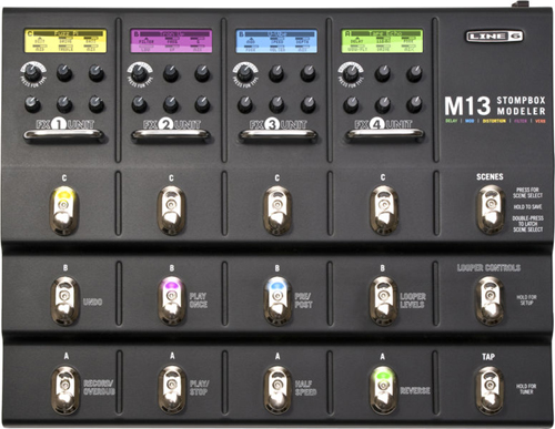 Line6 Stompbox M13 Stompbox M13 Modeler Line6【特価】, 芳賀郡:3a73427a --- data.gd.no