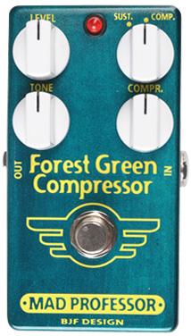 MAD PROFESSOR Forest Green Compressor FAC