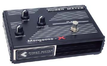 Roger Mayer Mongoose-X 【特価】