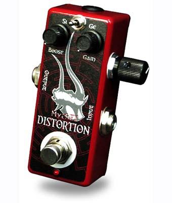 MythFX Minotaur Distortion Pedal