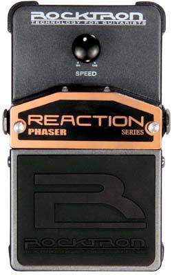 Rocktron Reaction Stompbox Series Reaction Phaser