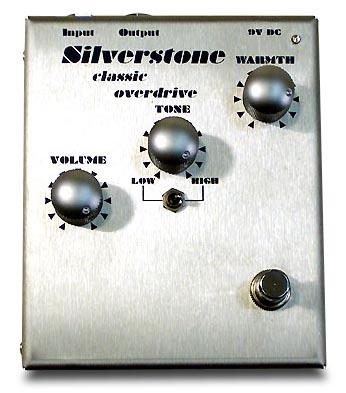 MUSICIAN SOUND DESIGN Silverstone